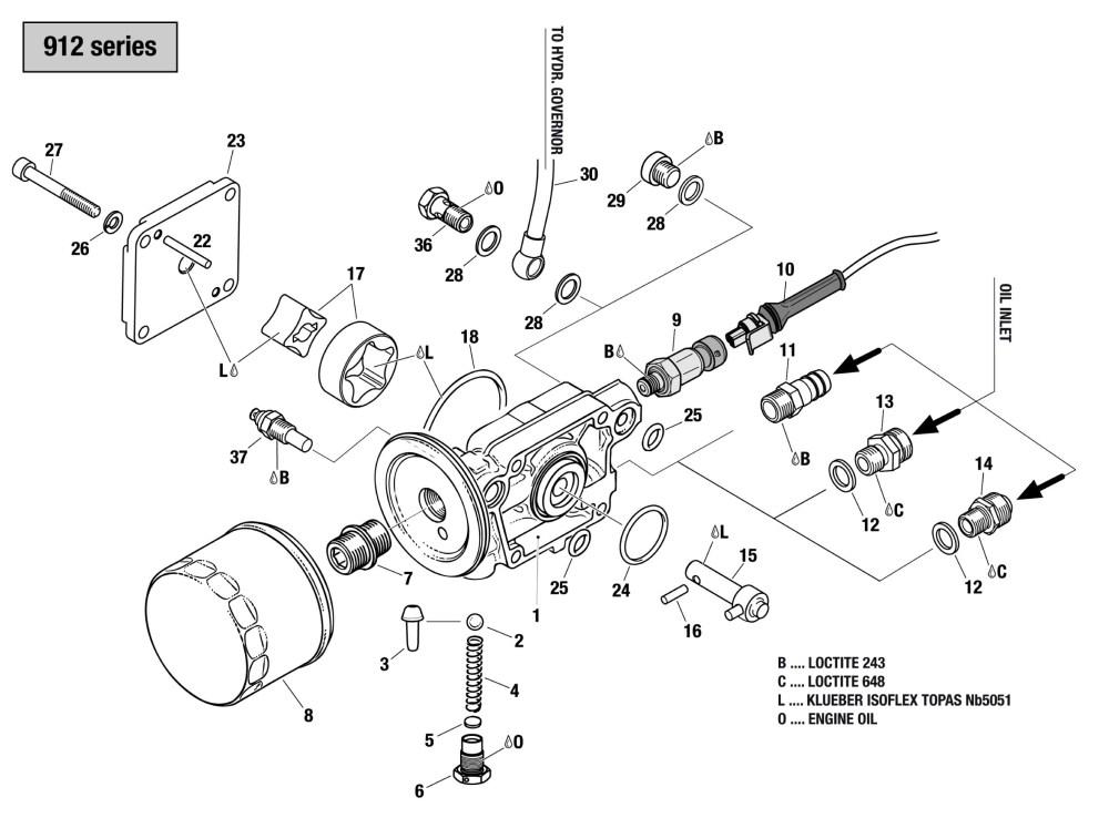 medium resolution of 914 oil pump assembly 912 oil pump assembly