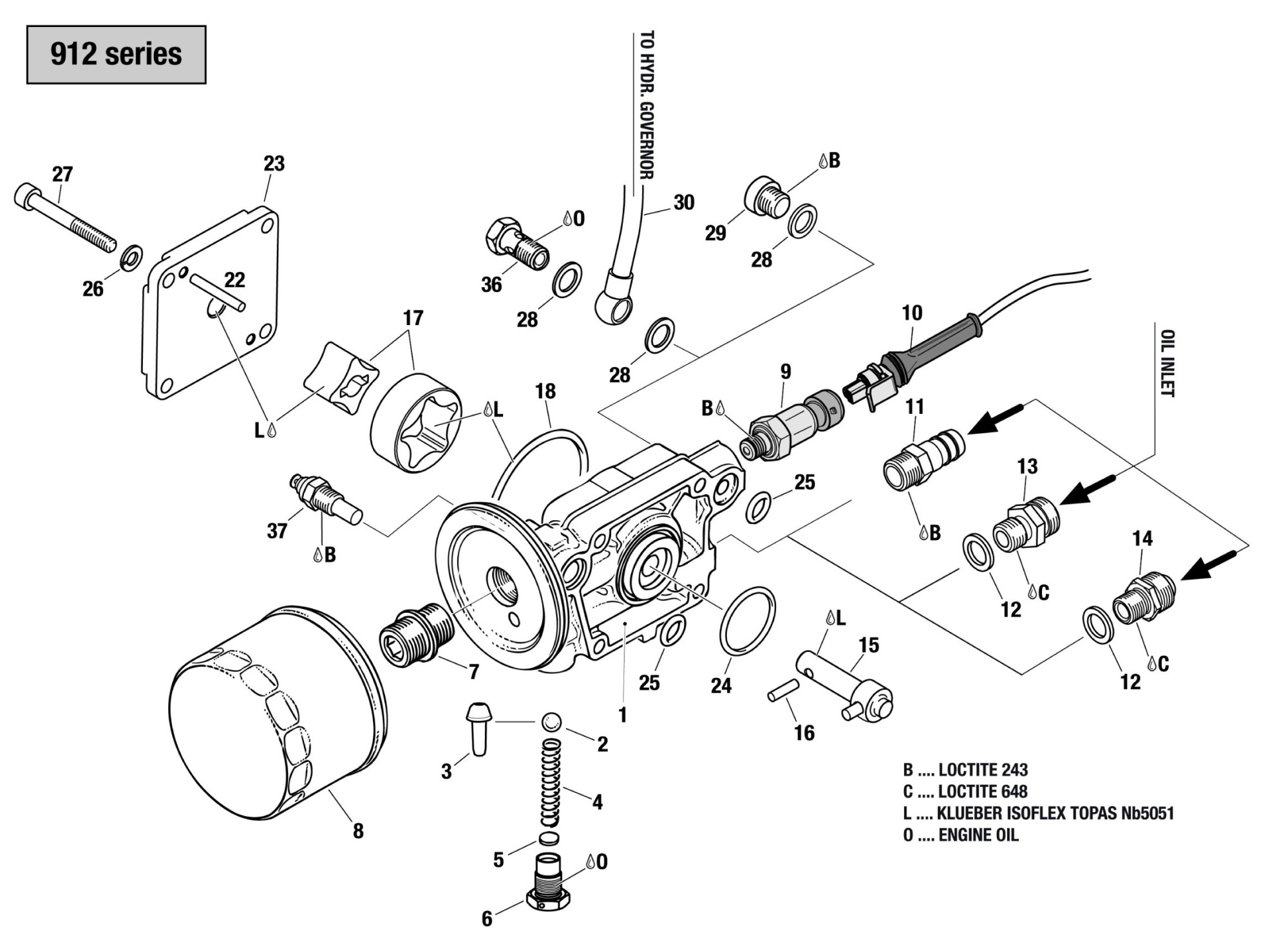 hight resolution of 914 oil pump assembly 912 oil pump assembly