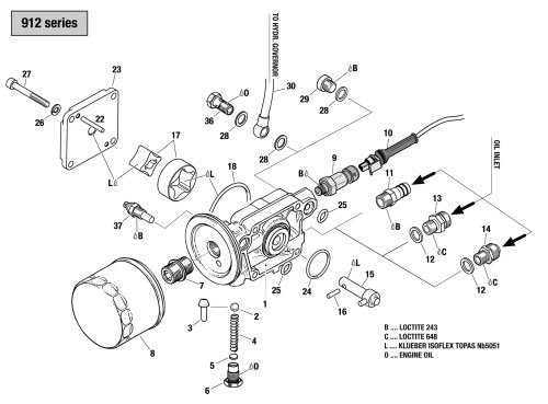 small resolution of 914 oil pump assembly 912 oil pump assembly