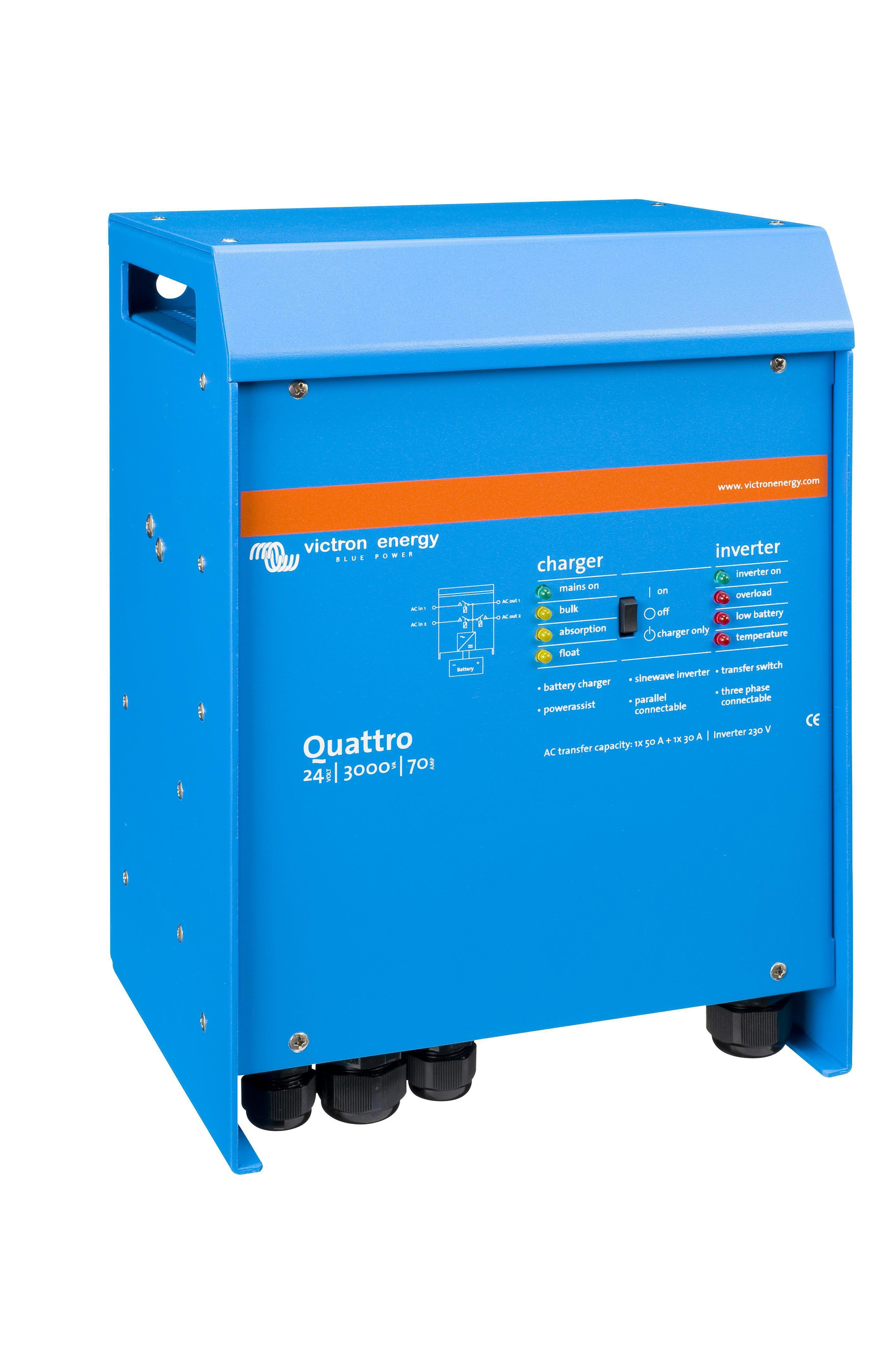 Ac Dc Inverter Wiring Diagram Victron Quattro Inverter Charger 3000va 12 24v Leading