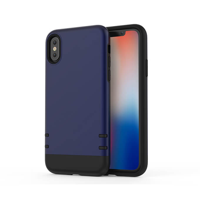 360° Full Ultra-thin Matte PC Hard Cover for iPhone 11 Pr Max X/XS Case