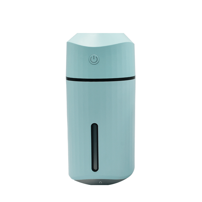 Cool Mist Cold Air Ultrasonic Humidifier Essential Oil Diffuser for Babies Room Car