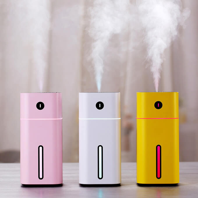 Home portable Electric Aroma Essential Oil Diffuser USB Air Humidifier