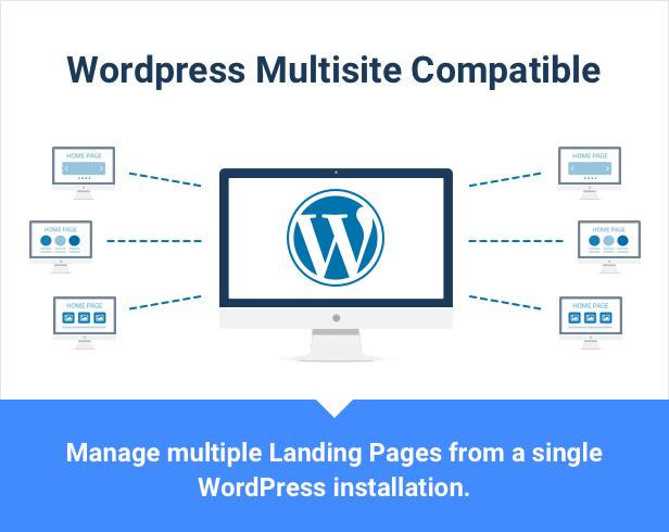 Wordpress Multisite Compatible