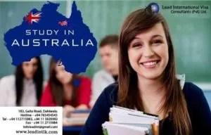 Study in Australia Srilanka