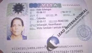 Netharland refusal visa