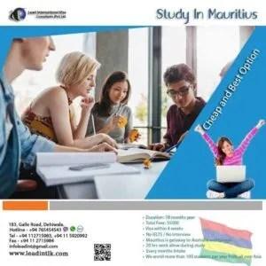 Mauritius is Getaway to Australia and Europe