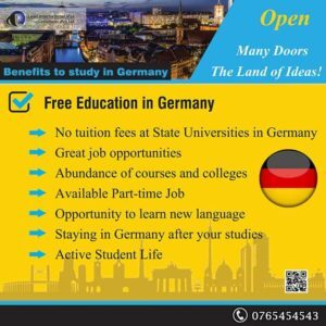 Free education in germany