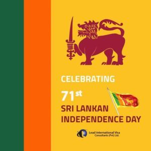 Day to all the SriLankans