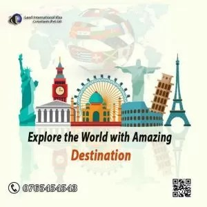 Travel to your all Dream Countries