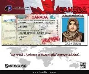 Successful Recent Canada Nisma