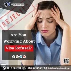 Refusal all visa and appeal