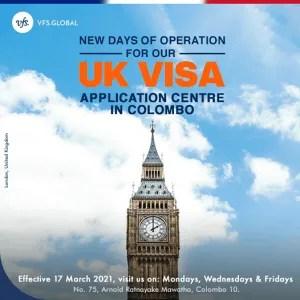 UK Visa Centre