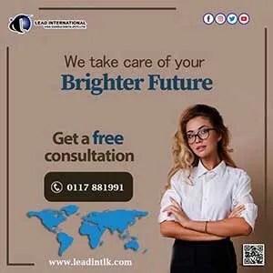 Free Consulation Study Abroad