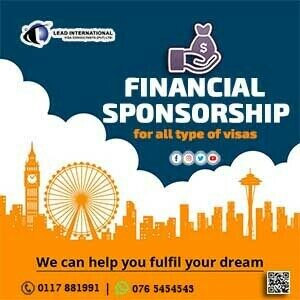 Financial Sponsor For Student all type Study Abroad