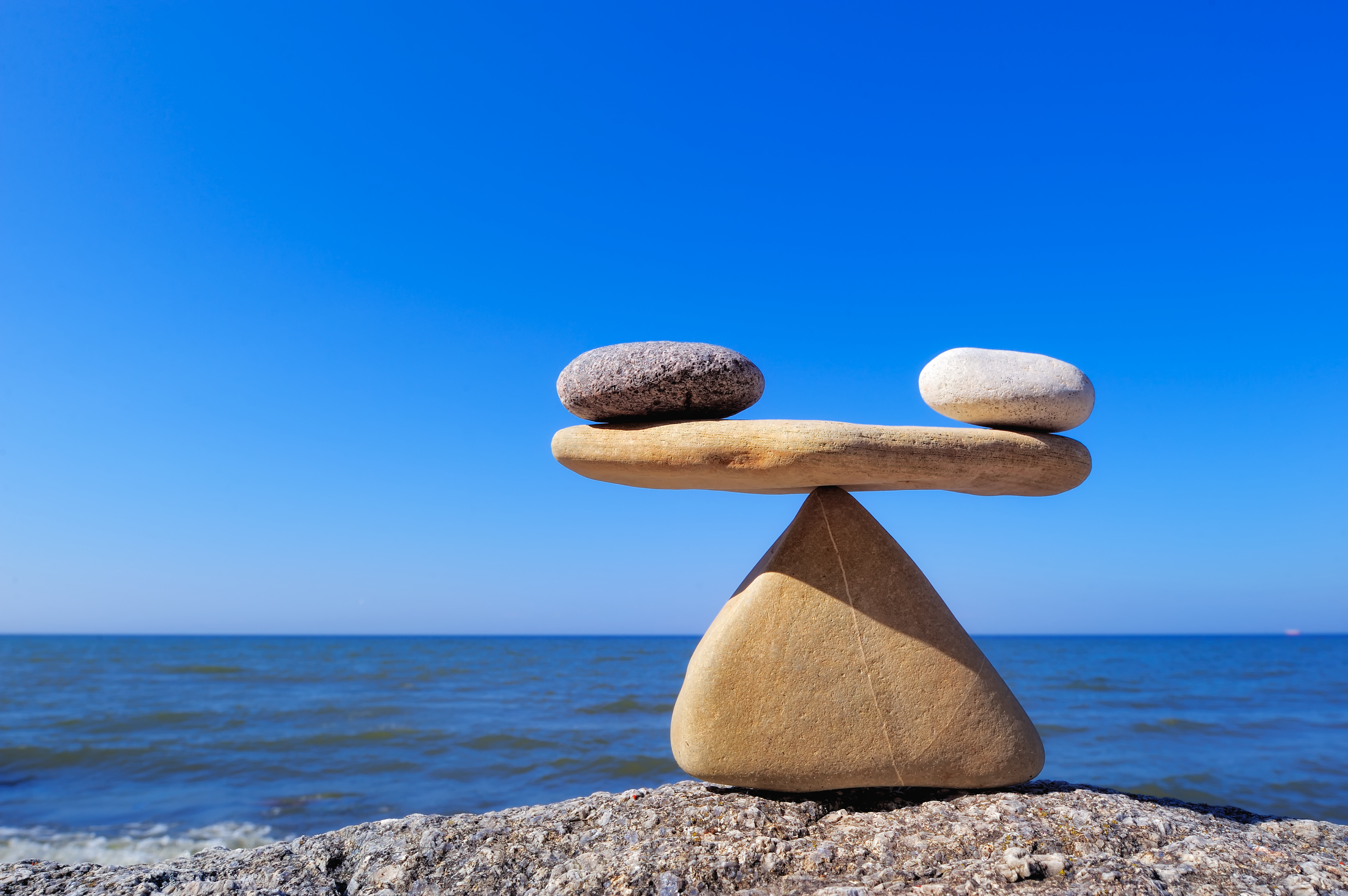 life balance personally then