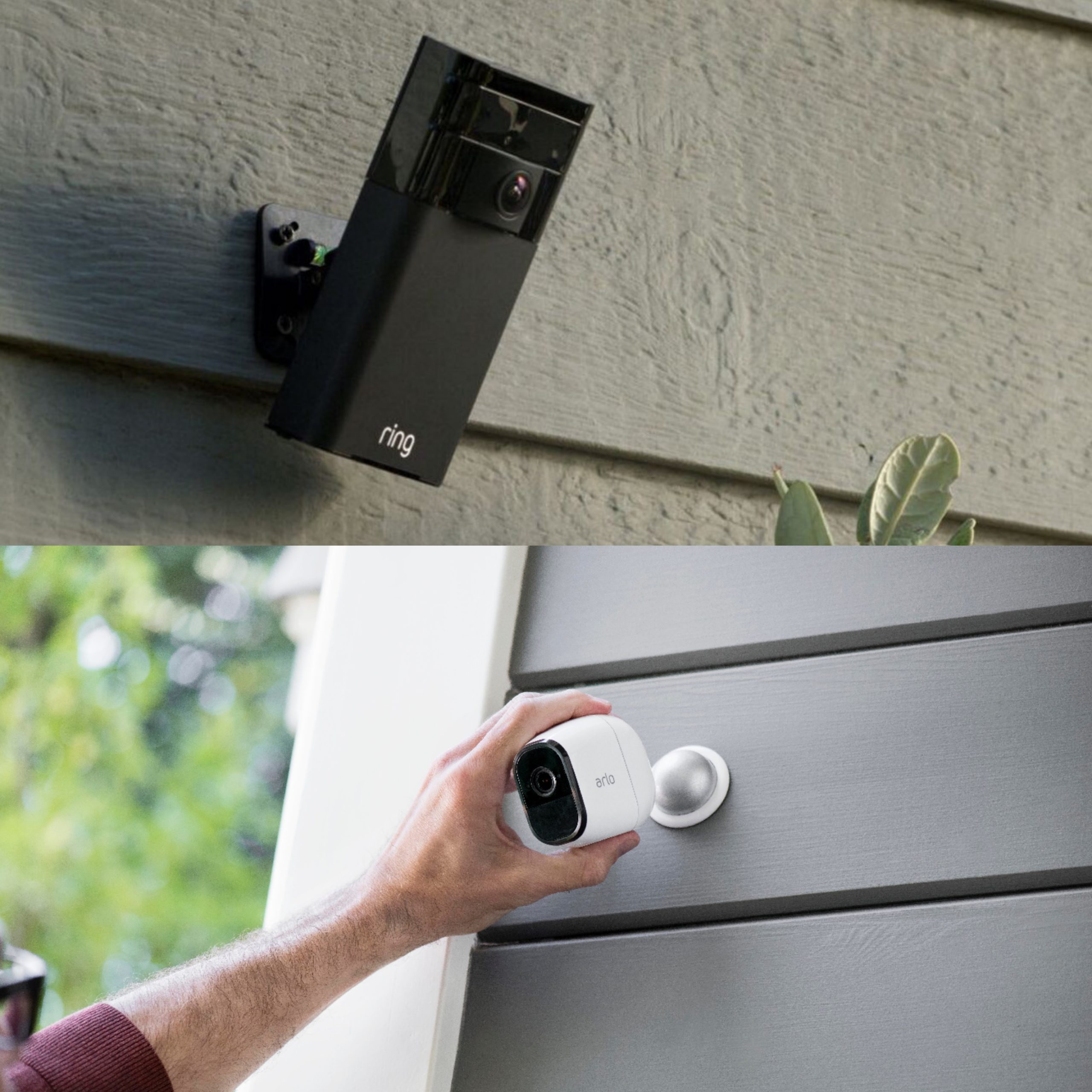 Do It Yourself Home Security Cameras