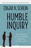 Humble Inquiry - Edgar Schein (review by Steve Collins)