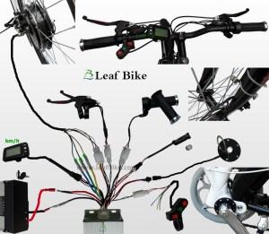 26 inch 36V 750W rear bike motor wheel