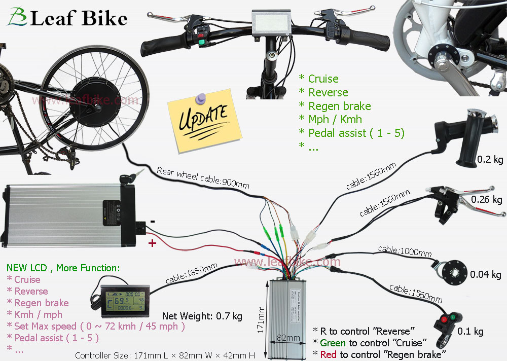 motor wiring diagram u v w parts of a telescope newest 26 inch 48v 1500w rear hub wheel