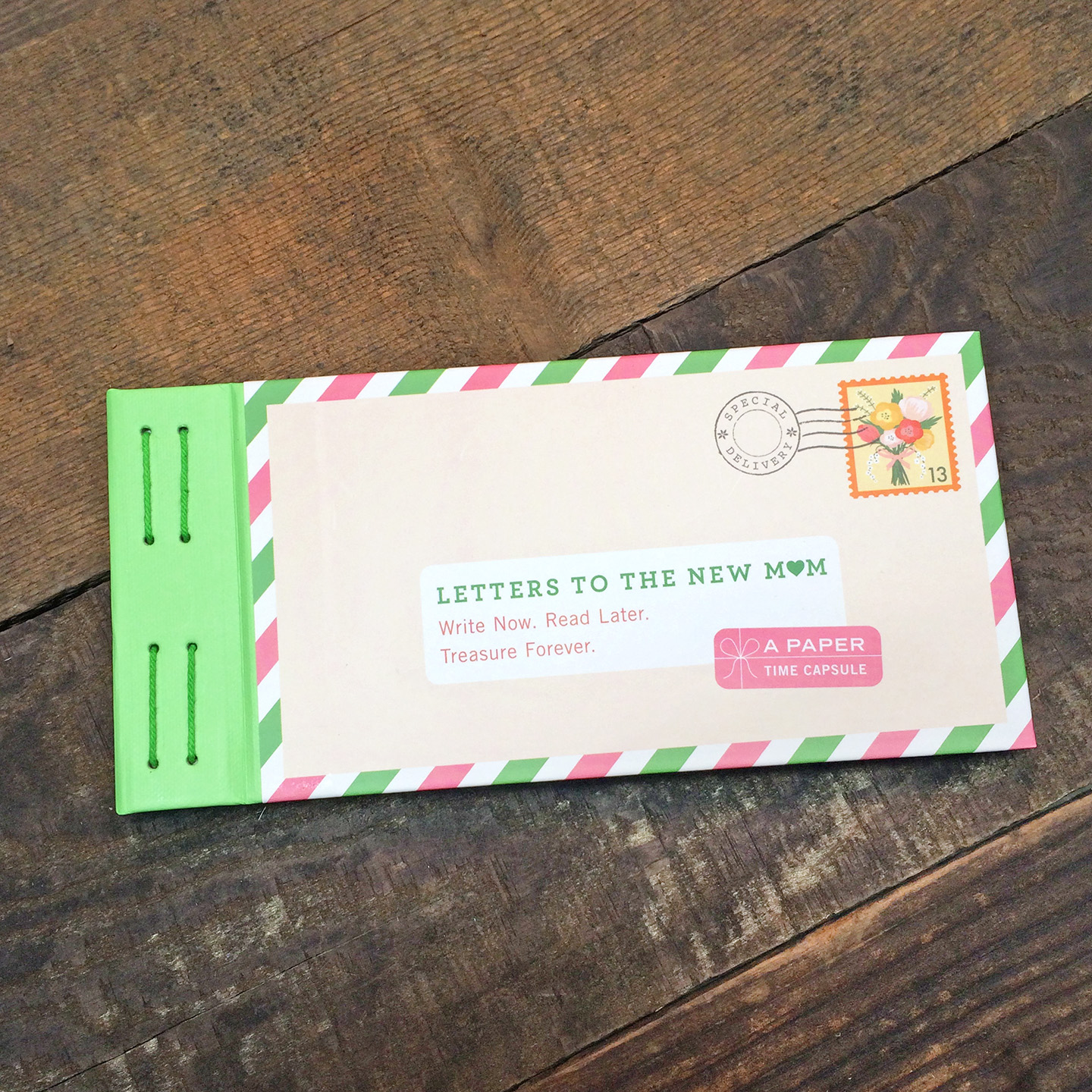 Letters To The New Mom  Leafcutter Designs