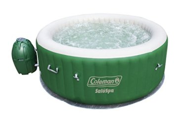 Coleman Saluspa Review: the second popular among Best Hot tubs