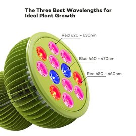 TaoTronics led grow light