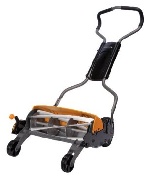 fiskars staysharp max Best Reel Mower