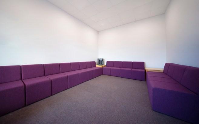 Lea Fields Crematorium - waiting room