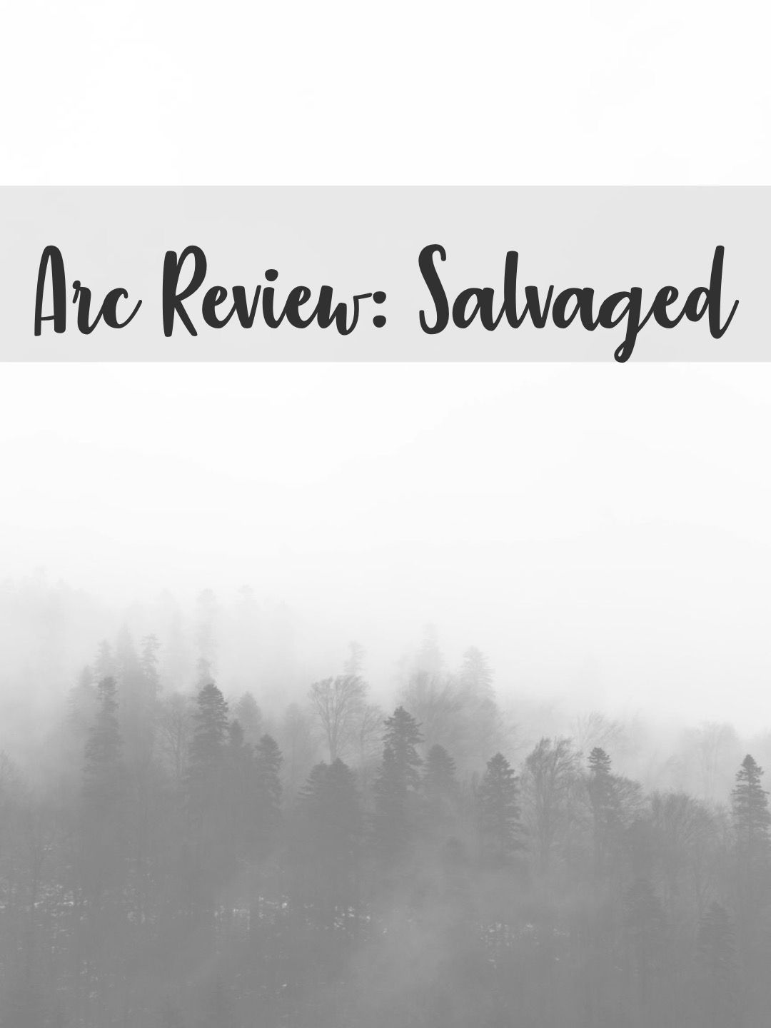 Review: Salvaged by Madeleine Roux