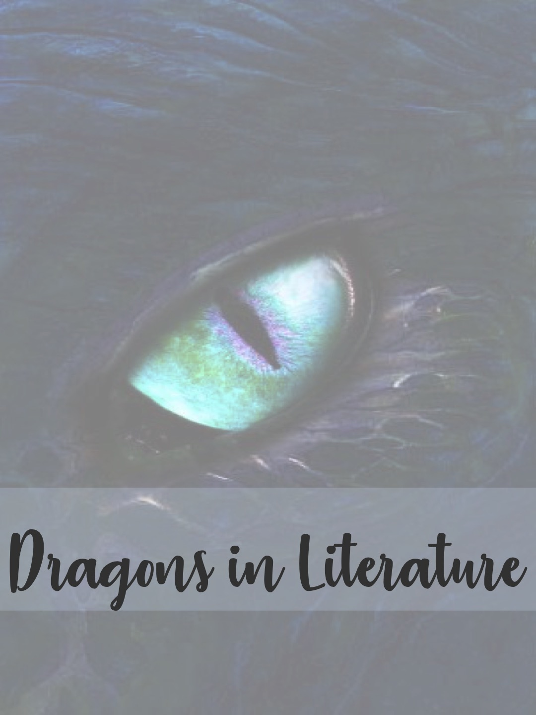 Theme Thursday: dragons in literature