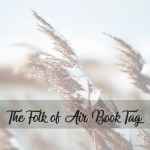 the folk of air book tag cover image