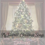 my favorite christmas songs cover image