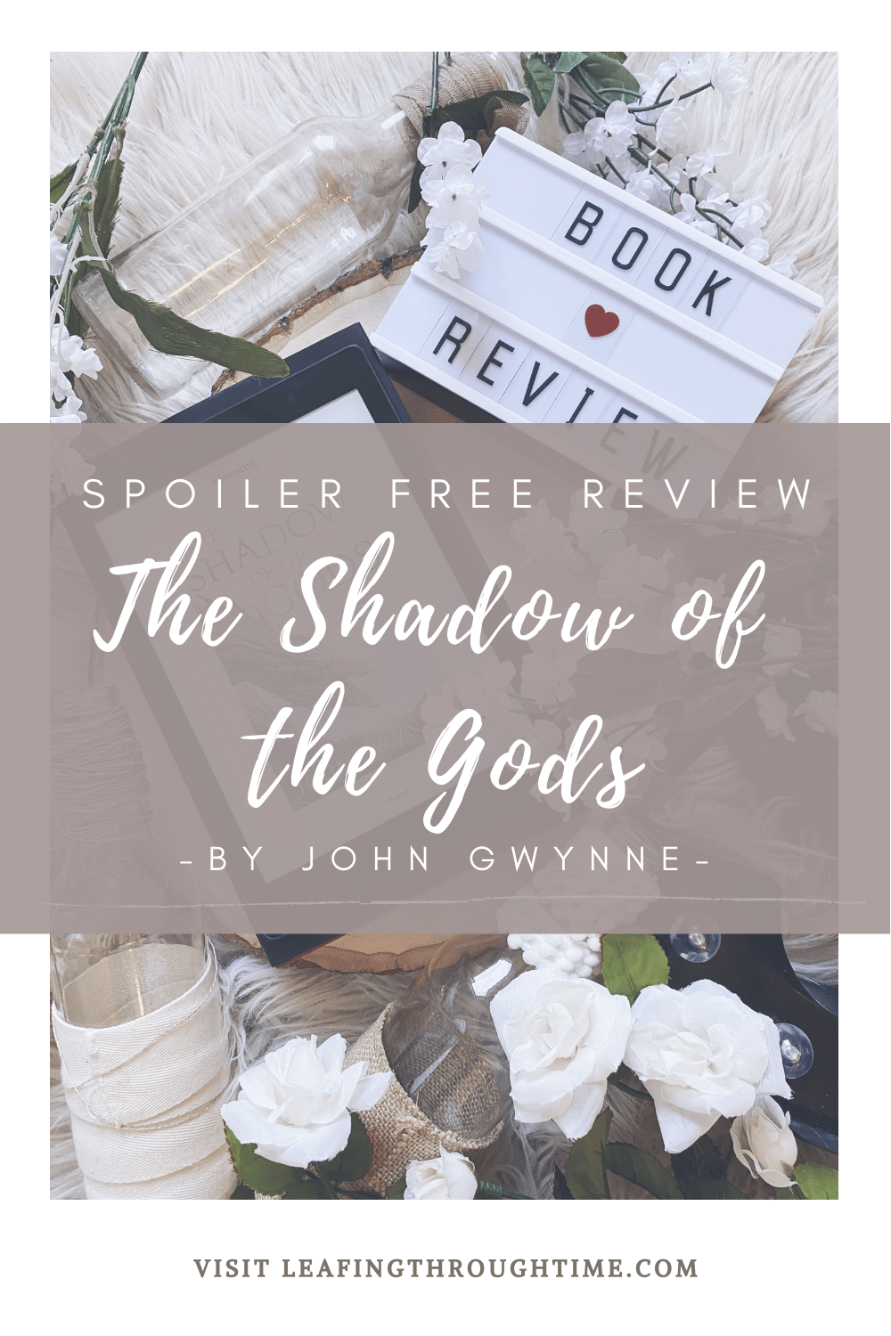 The Shadow of the Gods – Spoiler Free Review