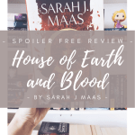 House of Earth and Blood review cover image