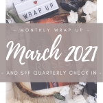 March wrap up cover image