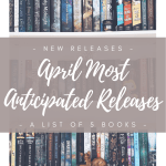 April most anticipated releases cover image
