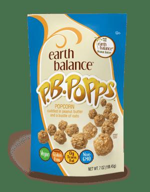Earth Balance-PB-Popps