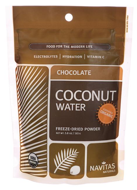 Navitas Naturals-Coconut Water