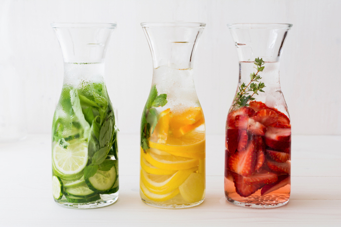 Plastic-Free infused water