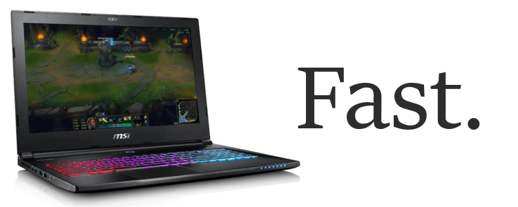 Best Laptop for League of Legends 2016