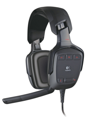 Best Headset League of Legends: Logitech G35 7.1-Channel Surround Sound Gaming Headset