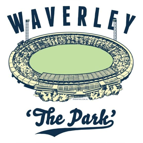 waverley park hosted the afl grand final in 1991