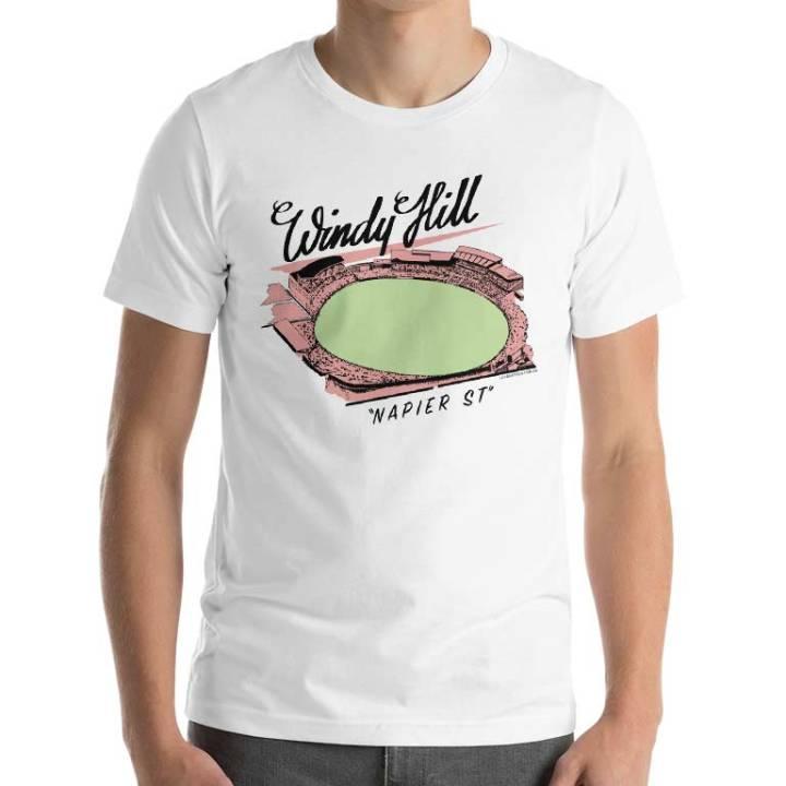 windy hill retro footy shirts