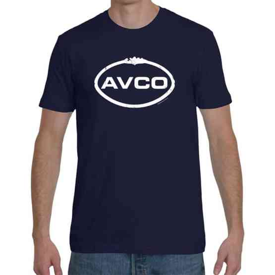 AVCO footy jumper vintage t shirt