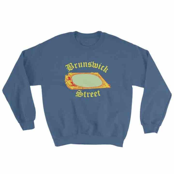 Brunswick Street Oval Fitzroy Vintage sweatshirt