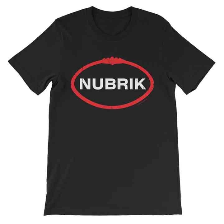 retro round nubrik vintage t shirt