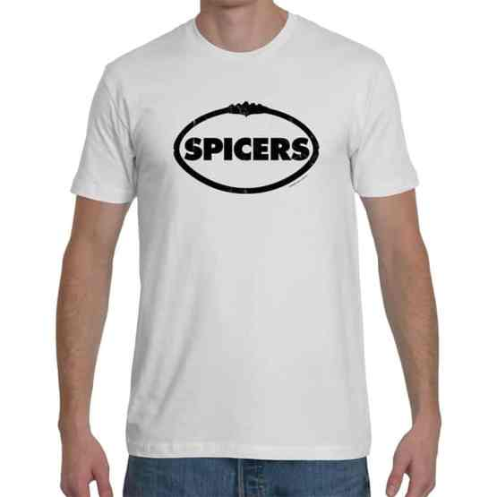 Spicers retro football shirts