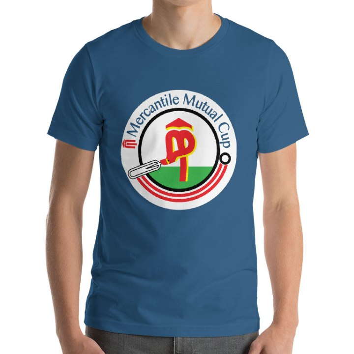 mercantile mutual cup cricket shirt