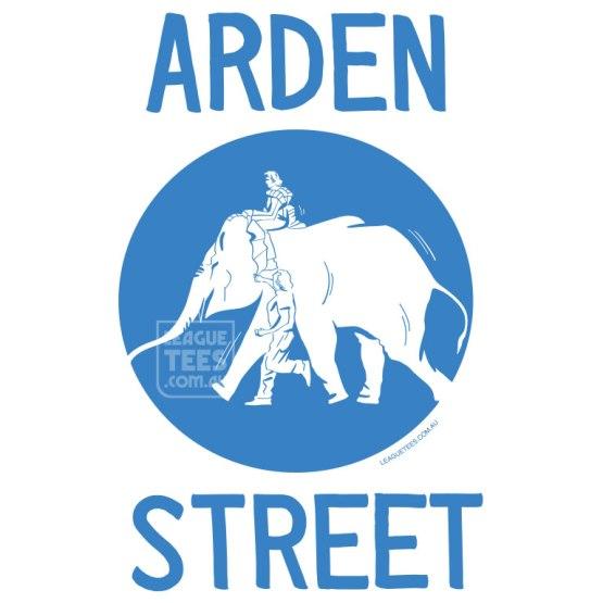 arden street oval elephant